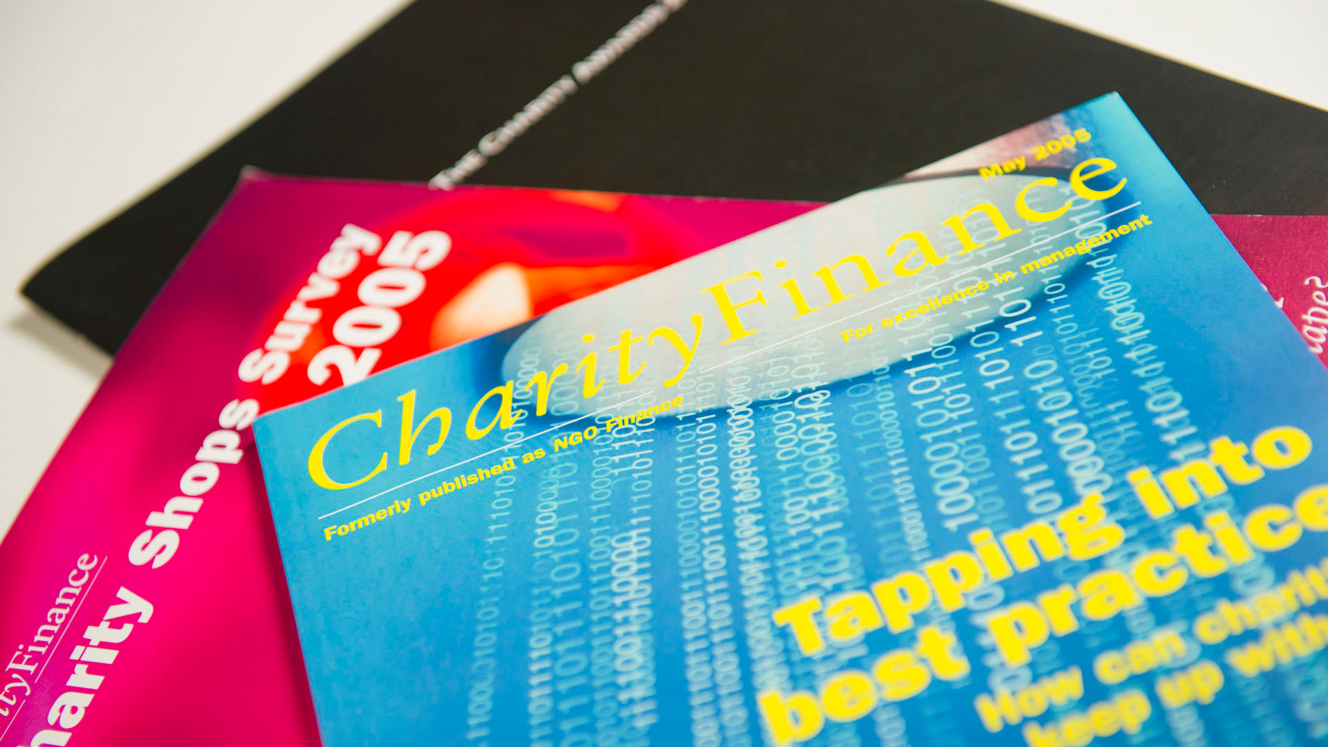 Charity Finance magazine
