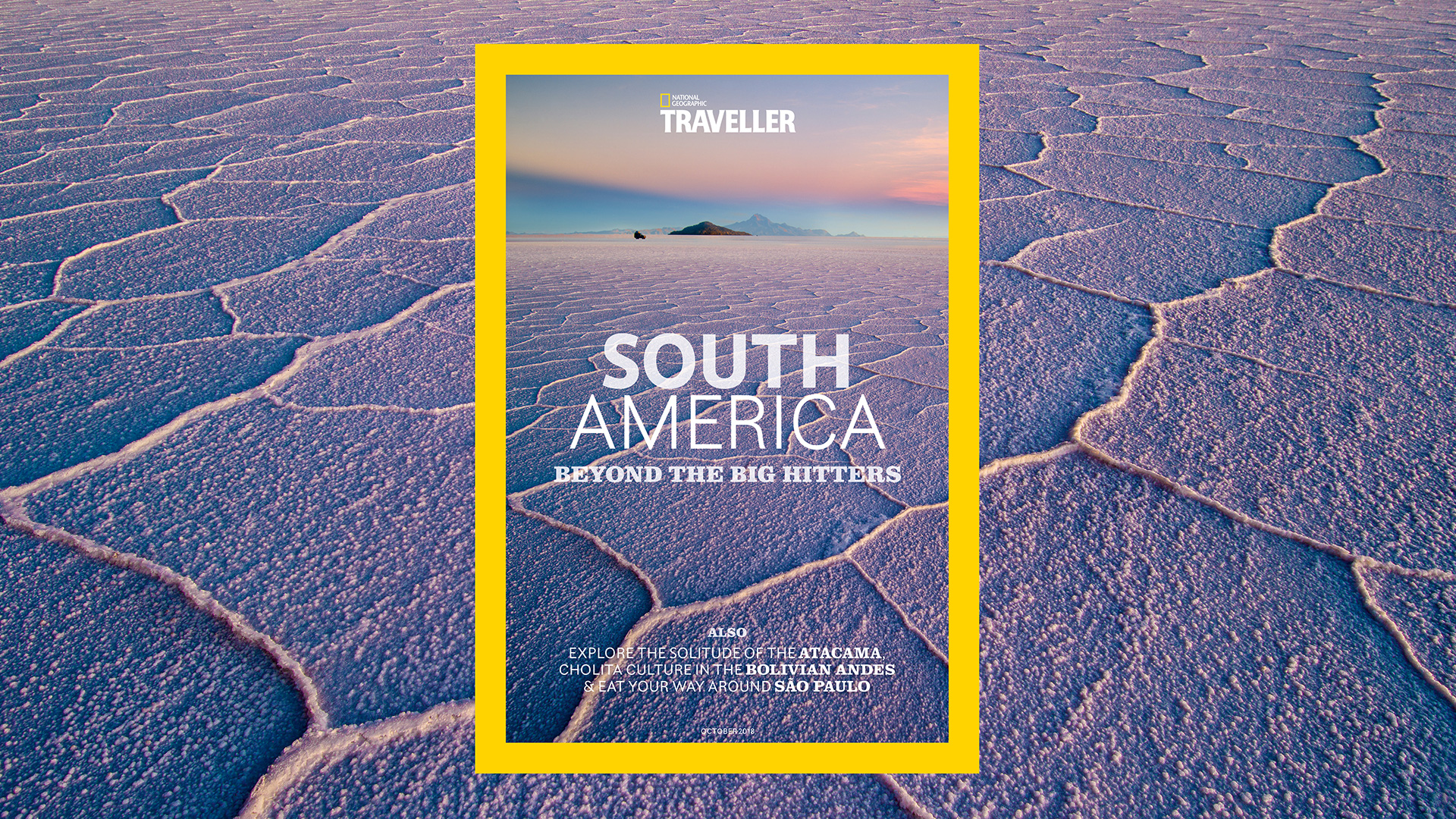 National Geographic Traveller (UK) – Supplements